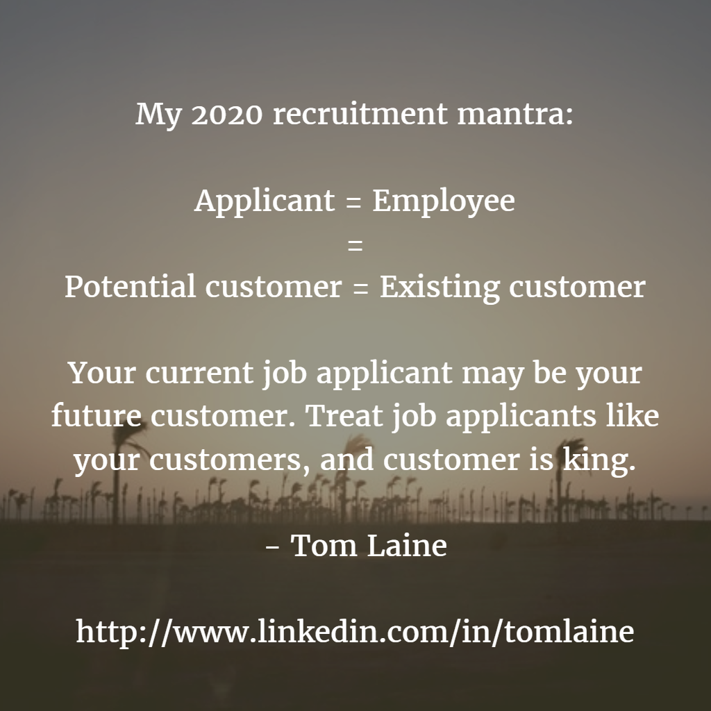 2020 recruitment mantra MEEMI